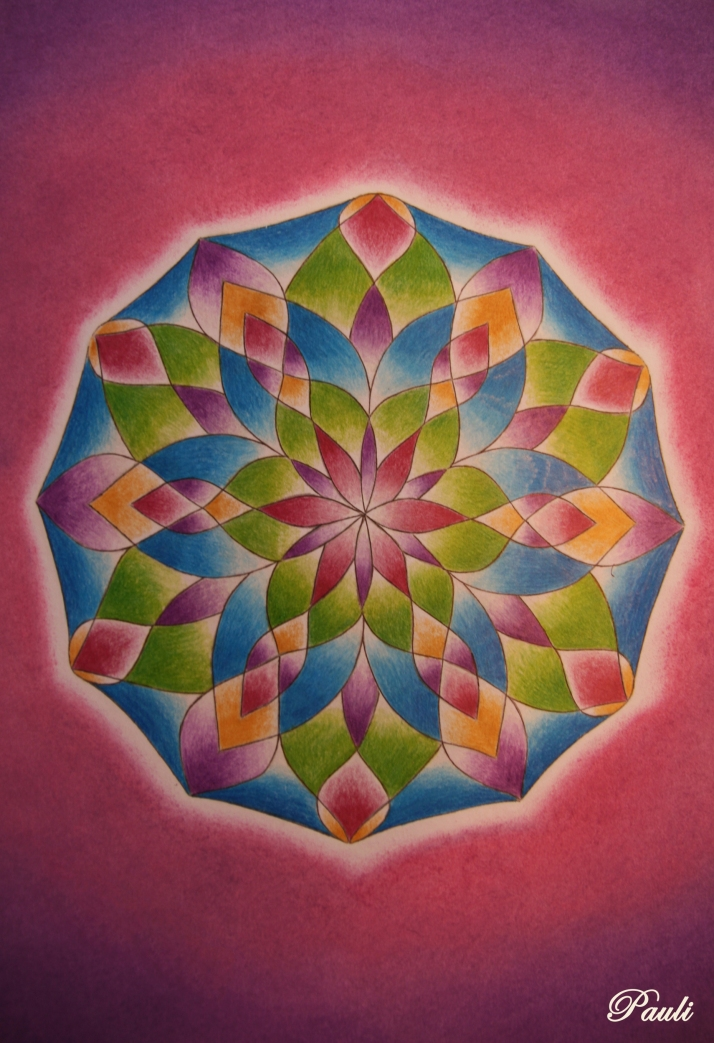 Mandala of Blooming